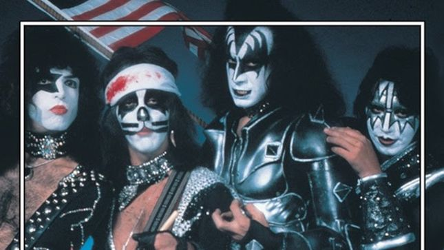KISS Deluxe Ultra-Premium Trading Card Set To Arrive In October