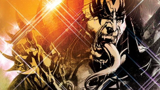 KISS: Blood And Stardust Comic Book Series To Launch In October 2018