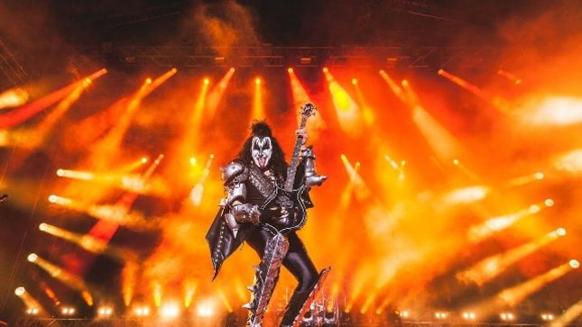 KISS - Multi-Camera Footage Of Entire Lisbon Show Posted
