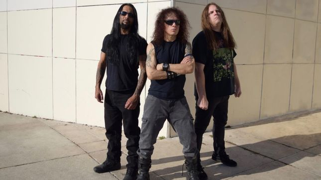 TERRORIZER – Caustic Attack Album Streaming In Full