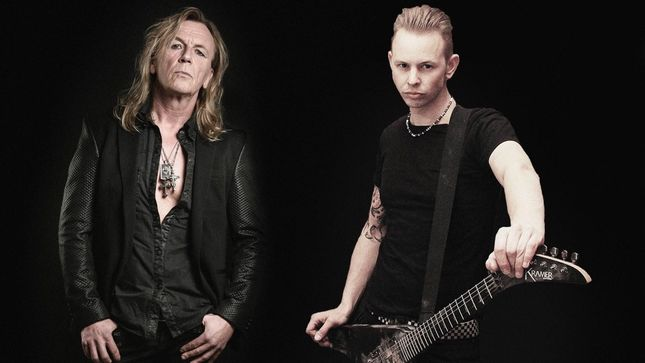 "NORDIC UNION Featuring PRETTY MAIDS Singer RONNIE ATKINS Streaming ""Because Of Us"" Video"