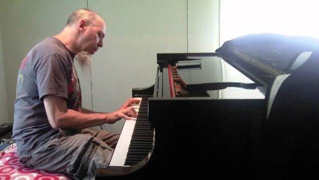 DREAM THEATER Keyboardist JORDAN RUDESS - Evening Improvisation (Video)
