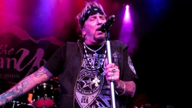 "Former GREAT WHITE Frontman JACK RUSSELL Calls Ex-Bandmates' Firing Of TERRY ILOUS ""Deceitful"""
