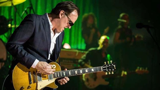 JOE BONAMASSA To Play Three Nights At London's Royal Albert