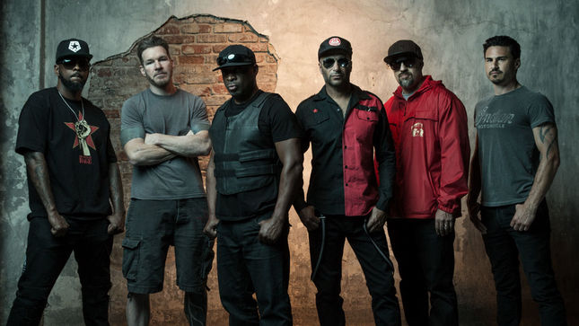 "PROPHETS OF RAGE Release ""Who Owns Who"" Music Video"