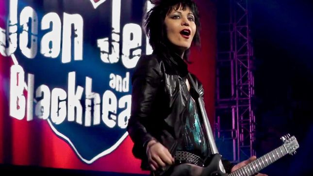 JOAN JETT - Career-Spanning Soundtrack For Bad Reputation Documentary Due This Month; Catalog Now Available For Streaming