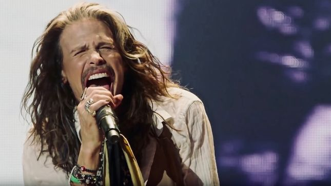 AEROSMITH Sign Management Deal With Larry Rudolph's ReignDeer Entertainment