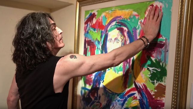 KISS Frontman PAUL STANLEY Touring East Coast Art Galleries This Fall