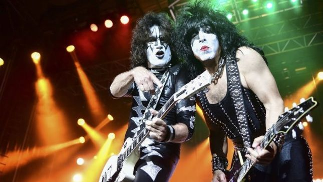 KISS - Multi-Camera Footage Of Entire Madrid Show Posted