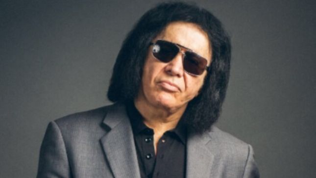KISS - GENE SIMMONS To Host Gallery Exhibition Of Custom Bass Guitars