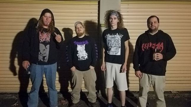 Virginia's ARCHAEOBEAST Sign To Horror Pain Gore Death Productions; Manifesting The Antichrist EP Out In September