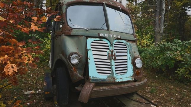 Image result for aerosmith van found