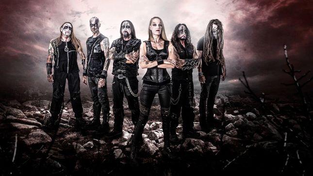 BLEEDING GODS Announce New Bassist YESSICA OTTEN