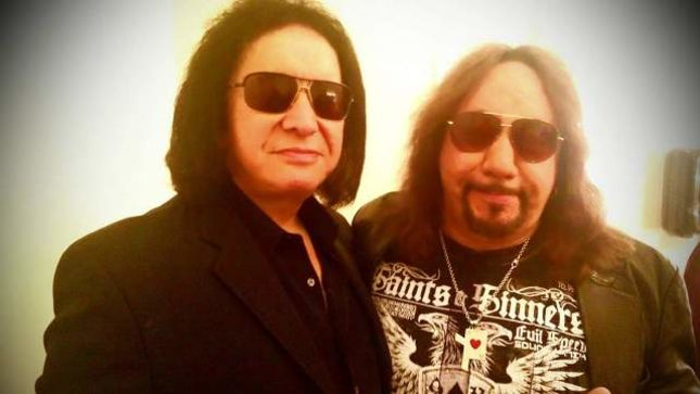 GENE SIMMONS - Venue Change Announced For Upcoming Melbourne Show Featuring ACE FREHLEY As Support