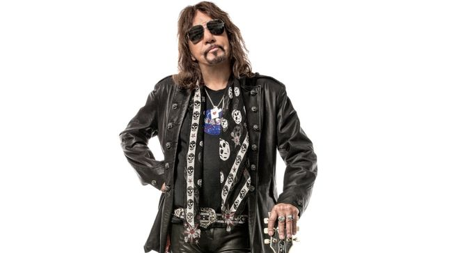 "ACE FREHLEY – ""Music Saved My Life ... Most Of The Guys I Hung Out With Are Either Dead Or In Jail"""