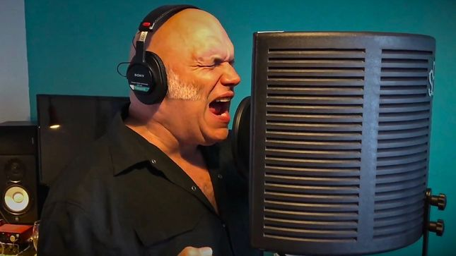 BLAZE BAYLEY And THOMAS ZWIJSEN Perform Acoustic Rendition Of IRON MAIDEN Song