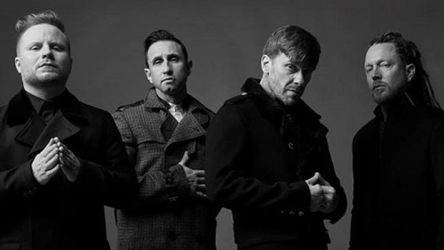 "SHINEDOWN Issue ""Get Up"" Video"