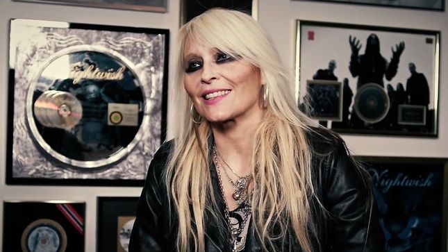 DORO Launches Video Trailer #3 For Upcoming Forever Warriors, Forever United Release