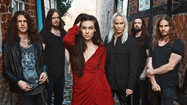 AMARANTHE To Release Helix Album In October; Details Revealed