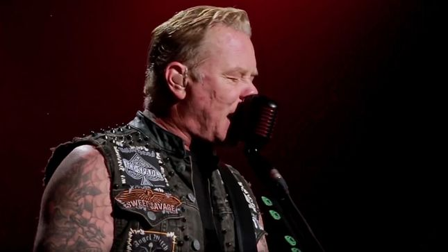 "METALLICA Performs ""Motorbreath"" Live In San Francisco; Pro-Shot Video Posted"