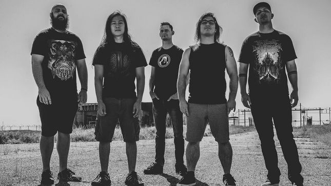 THE ODIOUS CONSTRUCT Streaming Title Track From Upcoming Shrine Of The Obscene EP