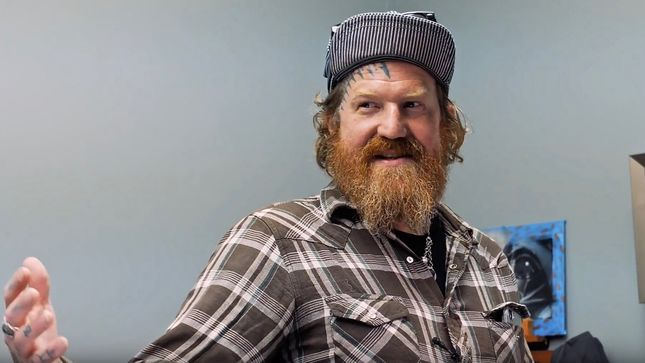 MASTODON - Official BRENT HINDS Reverb Shop To Launch Next Week; Video Preview Streaming