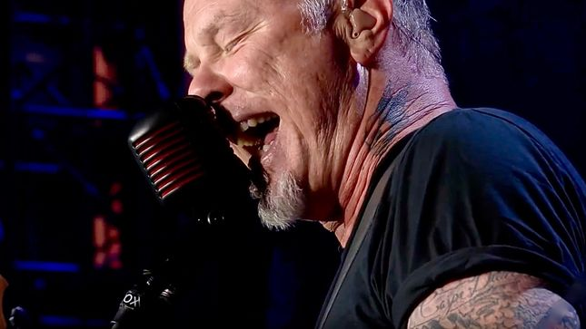 "METALLICA Performs ""Leper Messiah"" And ""Welcome Home (Sanitarium)"" Live In Minneapolis; Video"