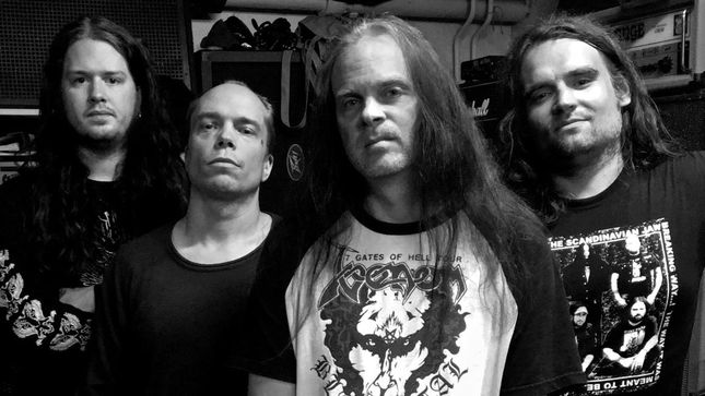 MARTYRDГ–D Part Ways With Guitarist PONTUS REDIG, Announce New Lineup; First New Album Details Revealed