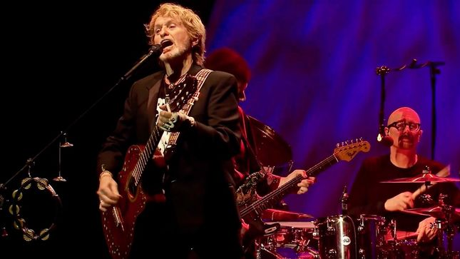 "YES Featuring JON ANDERSON, TREVOR RABIN, RICK WAKEMAN Release ""Rhythm Of Love"" Video From Upcoming Live At The Apollo Multi-Format Release"