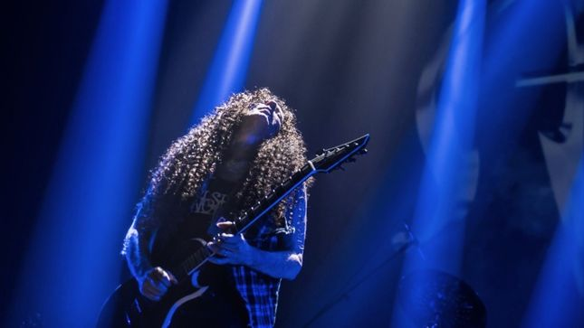 "MARTY FRIEDMAN To Release One Bad M.F. Live!! In October; ""Whiteworm"" Video Streaming; Only 2018 US Show Scheduled In Los Angeles"