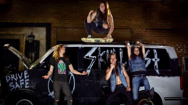 SKULL FIST Enter The Studio To Record New Album