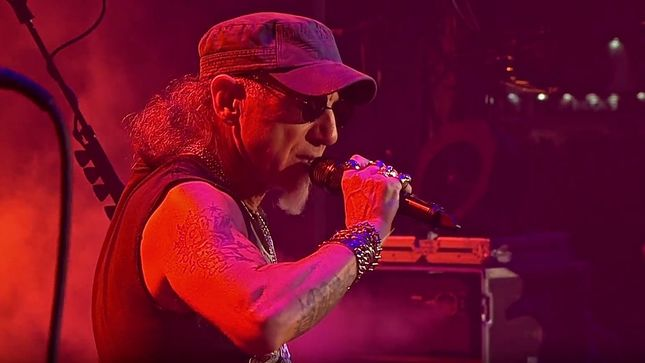 "Mark Tornillo On His ACCEPT Albums – ""I Am Guessing Blood Of The Nations Is A Classic"""