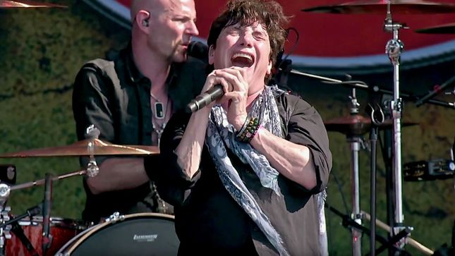 "MR. BIG Performs Classic Song ""To Be With You"" At Wacken Open Air 2018; Pro-Shot Video"