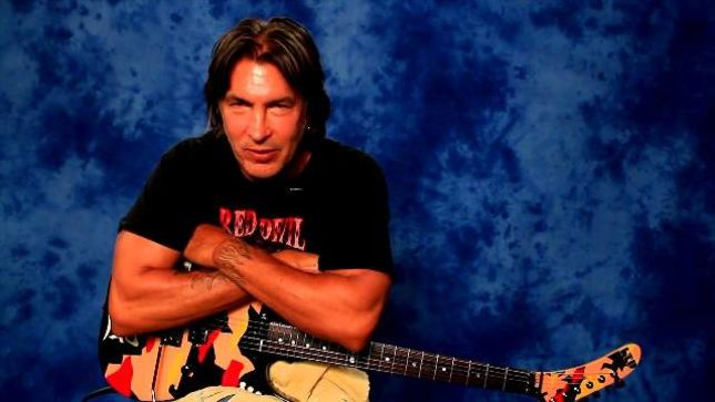 SUPER STROKE Featuring DOKKEN And WARRANT Members Now Known As THE END; Audio Interview with Guitarist GEORGE LYNCH Available