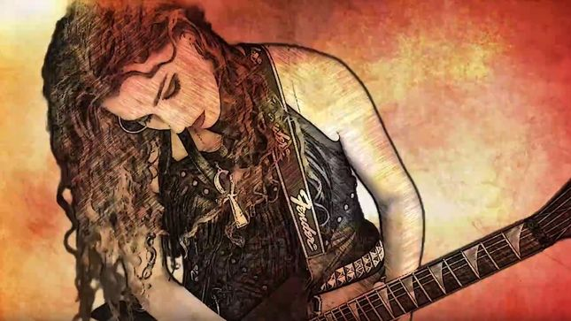 BURNING WITCHES Launch Hexenhammer Album Video Trailer #1: Band History