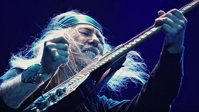 "ULI JON ROTH - ""I Know A New Album Is Long Overdue""; Guitar Legend Working On Orchestra Shows / DVD Release"