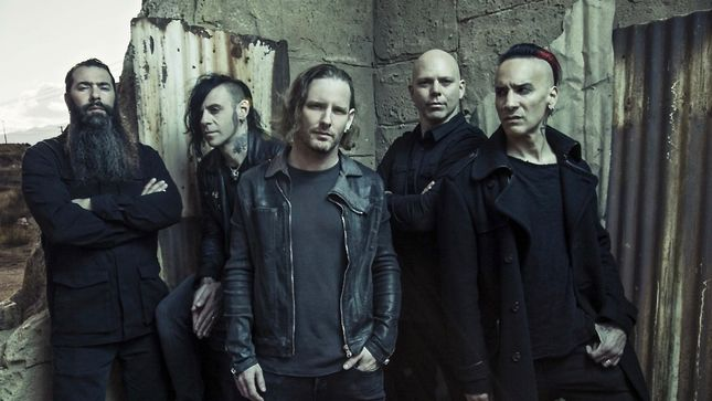 STONE SOUR Post Cover Of SOUNDGARDEN's