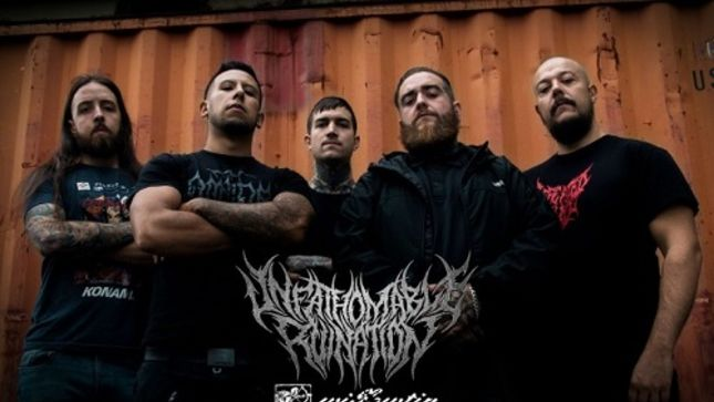 UNFATHOMABLE RUINATION Signs With Willowtip Records