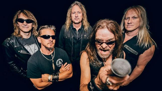 "FLOTSAM AND JETSAM - ""We'll Probably Start Writing And Recording The Next Record In November,"" Says ERIC ""A.K."" KNUTSON"
