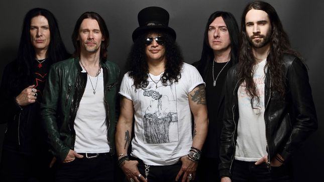"TODD KERNS Talks New SLASH Album Living The Dream – ""Every Single Song Will Get Played Live"""