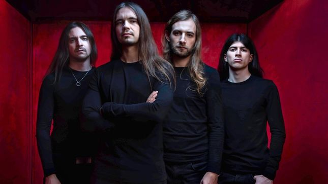 OBSCURA Announce Winter 2019 Headlining Tour Dates; FALLUJAH, ALLEGAEON, FIRST FRAGMENT To Support