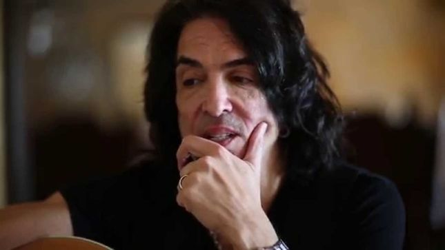 "KISS Frontman PAUL STANLEY Talks Who I Am - ""My Career Is One Big Moment; It's Been So Amazing"""