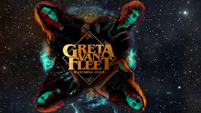 "GRETA VAN FLEET - Anthem Of The Peaceful City Album Details Revealed; ""Watching Over"" Song Streaming"