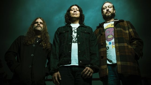"EARTHLESS Streaming ""Electric Flame"" From Upcoming From The West Live Album"