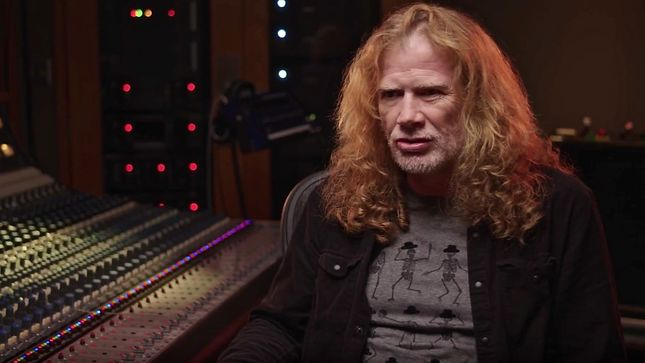 "MEGADETH's Rust In Peace Album To Be Released On Limited Edition Translucent Blue 180g Vinyl; ""Looking Back On..."" Video Streaming"