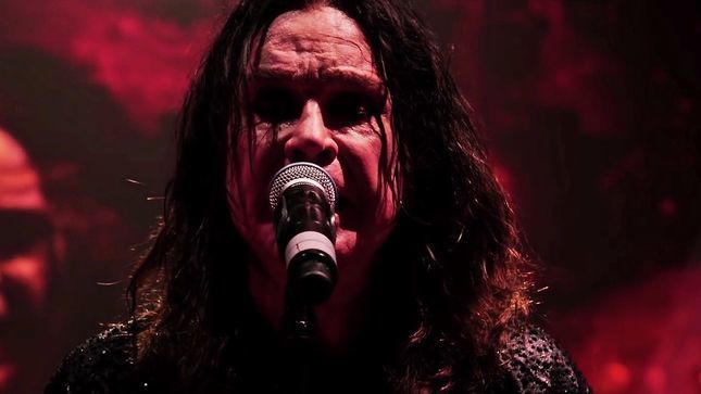 OZZY OSBOURNE - Fan-Filmed Front Row Video From Wantagh, NY Show Available