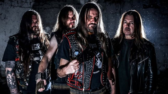 SODOM To Release Partisan EP In November