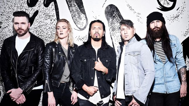 POP EVIL Announce Canadian Headline Tour With Special Guests ROYAL TUSK