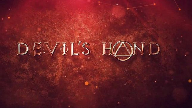 "DEVIL'S HAND Featuring MIKE SLAMER And ANDREW FREEMAN Streaming New Song ""Heartbeat Away"""