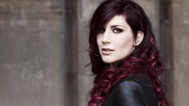 DELAIN Vocalist CHARLOTTE WESSELS To Guest At Upcoming KAMELOT Show In Tilburg; Video Message Posted